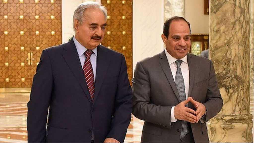 En Egypte, Sissi met en garde contre toute velléité de «contrôler la Libye»