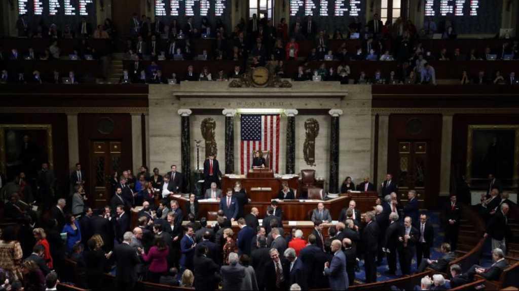 Destitution: Trump mis en accusation lors d'un vote historique au Congrès