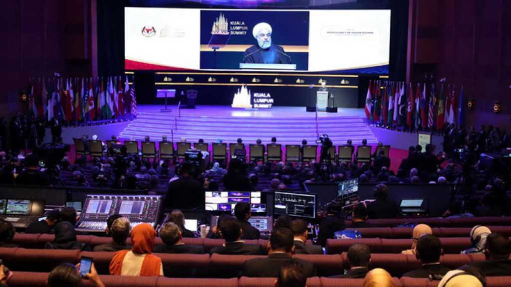 Rohani: Le monde musulman doit prendre des mesures pour se libérer de la domination du dollar