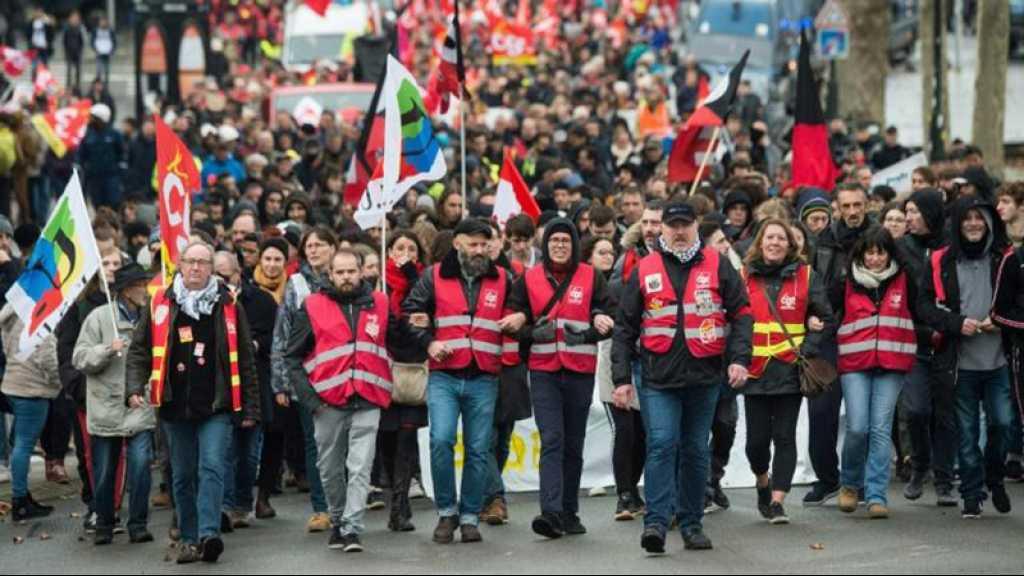 Grèves en France: pas de compromis avant les congés de Noël