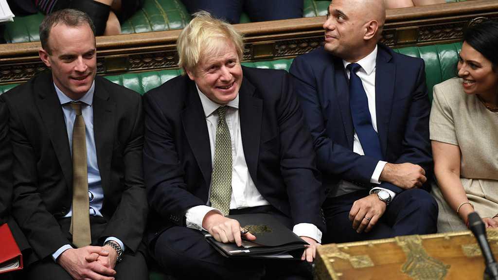 L'accord de Brexit de Johnson remporte un premier vote au nouveau Parlement