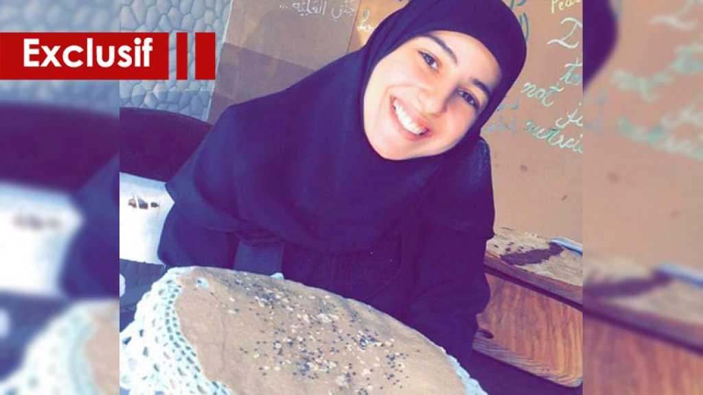 Zahraa… la jeune Libanaise qui refuse de fléchir