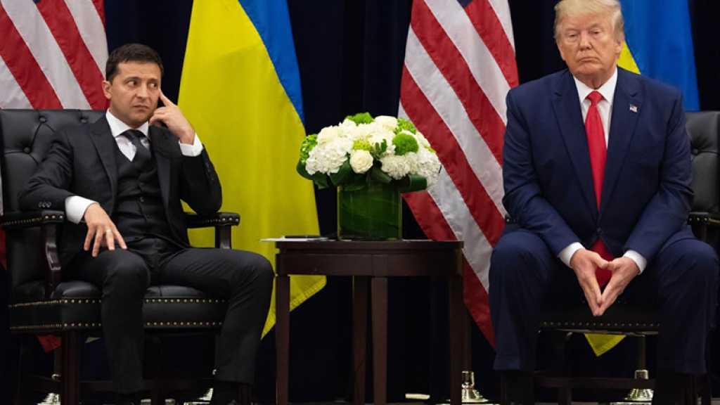 L'aide à l'Ukraine gelée 90 minutes après l'appel de Trump à Zelensky