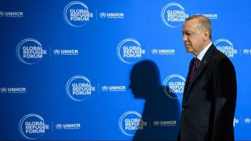 La Turquie ne peut seule faire face à un nouvel afflux de réfugiés syriens, dit Erdogan