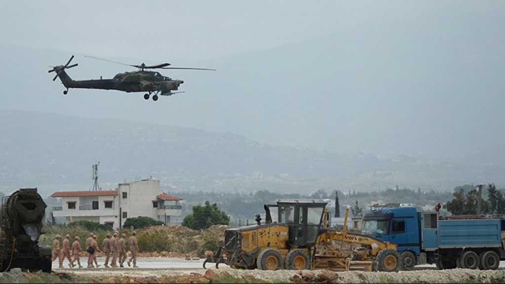 Syrie: les militaires russes repoussent une attaque de drones contre la base de Hmeimim