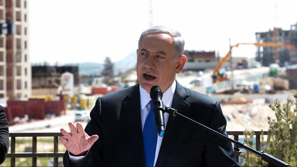 Netanyahou annonce la construction de 3.000 logements de colons en Cisjordanie
