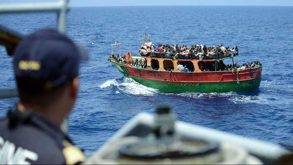 Migrants: le nombre des arrivées en Italie par la mer en baisse de 50% en 2019