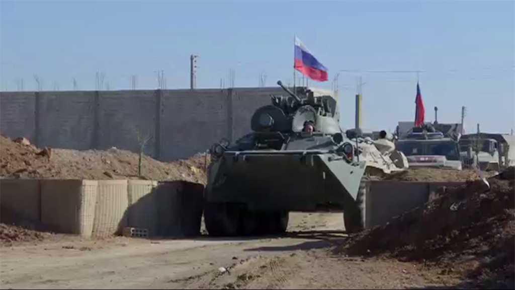 Syrie: l'armée russe s'installe dans une ex-base US près de Raqqa