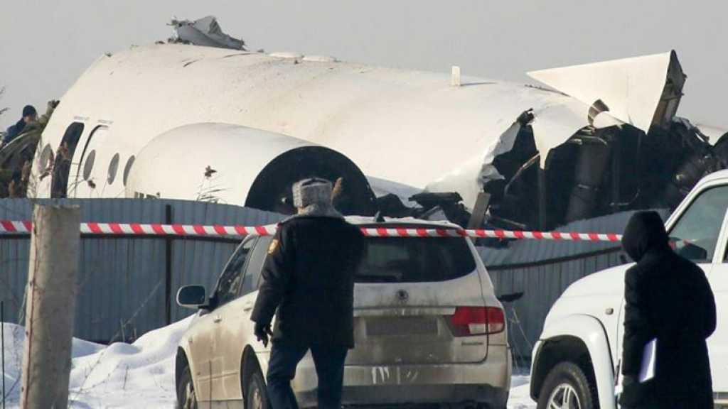 Un avion s'écrase au Kazakhstan, au moins 15 morts