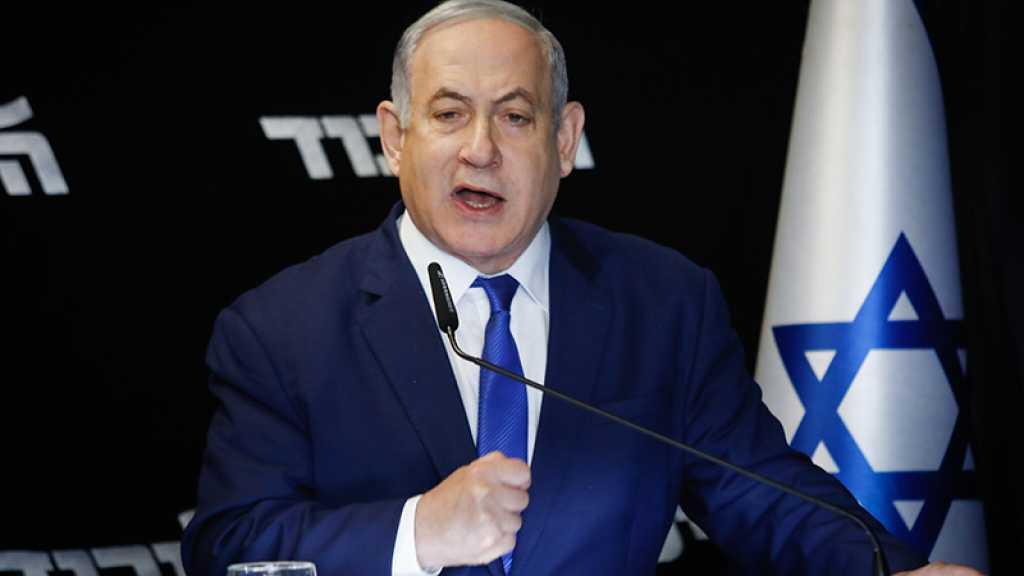 Netanyahou évoque à nouveau le contrôle israélien sur la vallée du Jourdain