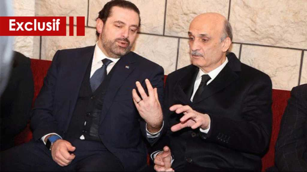 Entre Saad Hariri et Samir Geagea, des relations complexes, semées de trahison