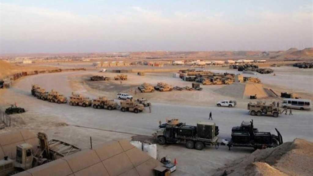 Une base militaire irakienne abritant des forces US visée par des tirs de roquettes