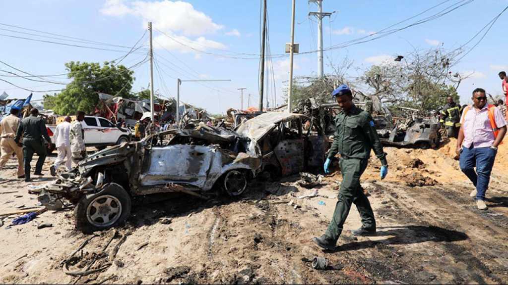 Somalie: les «shebab» revendiquent l'attentat de samedi à Mogadiscio