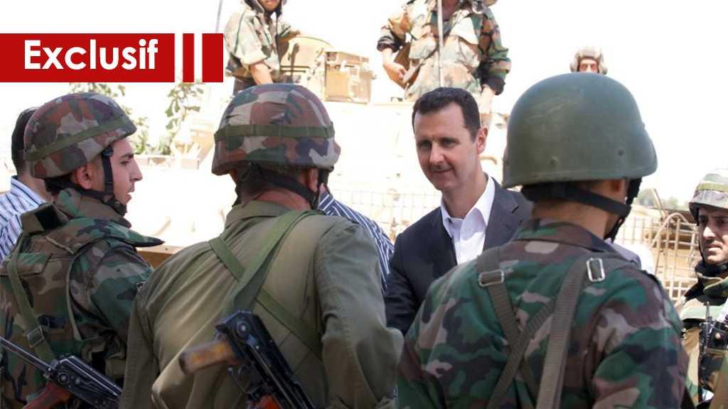 La Syrie 2019: Déclin du terrorisme, en voie de la solution politique