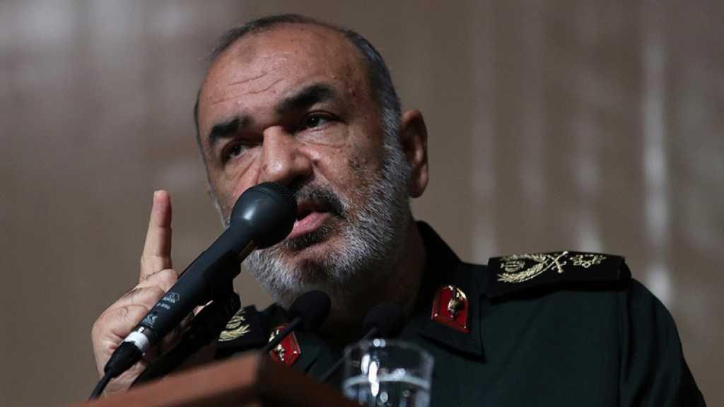 Le général Salami: L'Iran ne se dirige pas vers une guerre mais ne craint aucun conflit