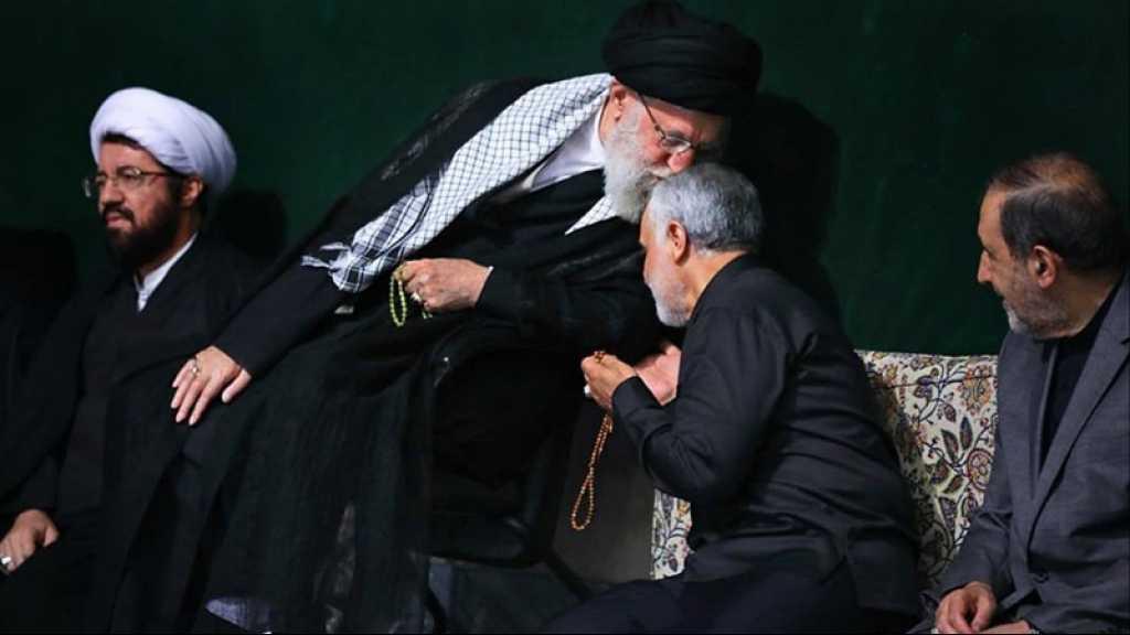 Martyre du général Soleimani: une vengeance implacable attend les criminels, assure sayed Khamenei