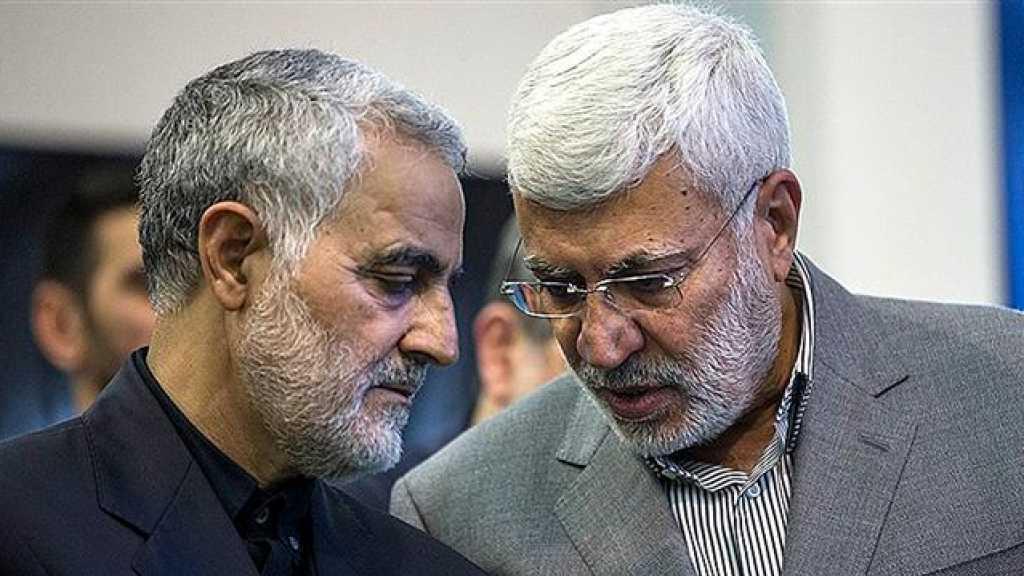 Martyr du général Soleimani: «En échange de son sang, la disparition d'Israël», dit un chef du Hachd