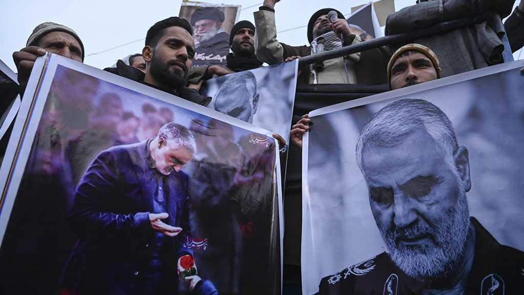 La scène internationale s'inquiète après le martyr du général Soleimani