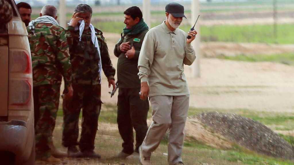 Assad à Sayed Khamenei: Le soutien du général Soleimani à l'armée syrienne «ne sera pas oublié»