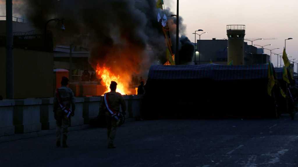 Irak: un nouveau raid aérien américain a visé le Hachd al-Chaabi au nord de Bagdad
