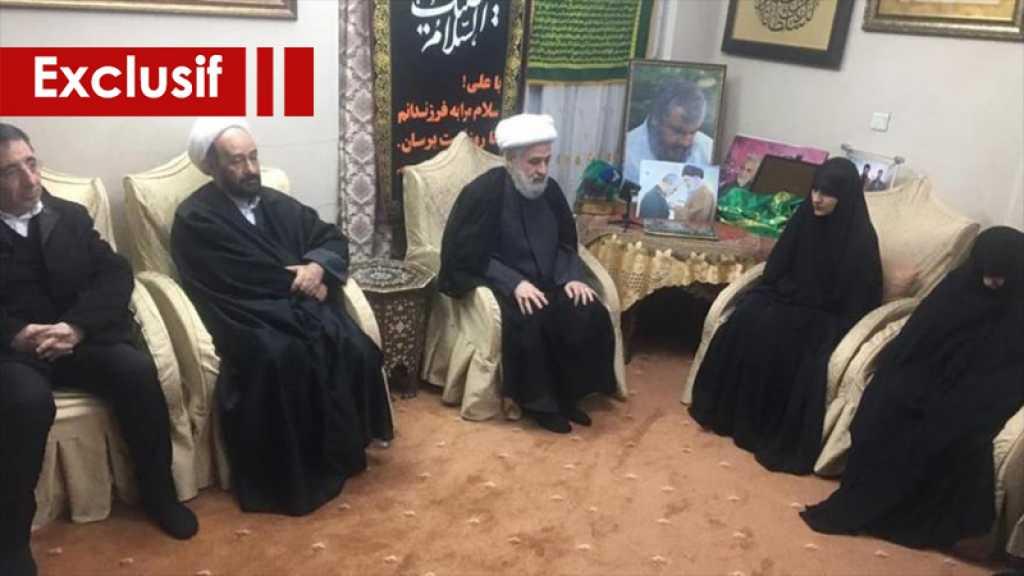 Cheikh Qassem: Nous serons plus forts après le martyre de Soleimani