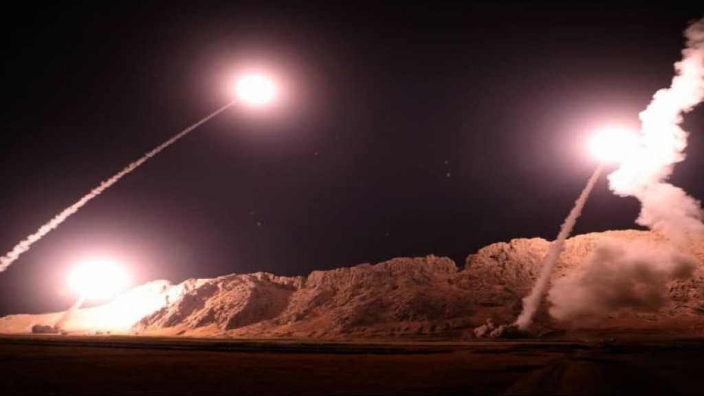 Le CGRI bombarde la base US d'Ain al-Asad en Irak avant l'inhumation du martyr Soleimani