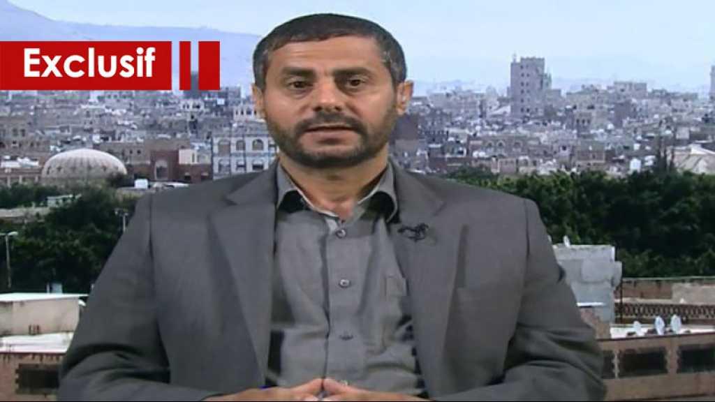 Al-Bukhaiti à AlAhed: Toute frappe contre l'axe de la résistance le rend plus fort