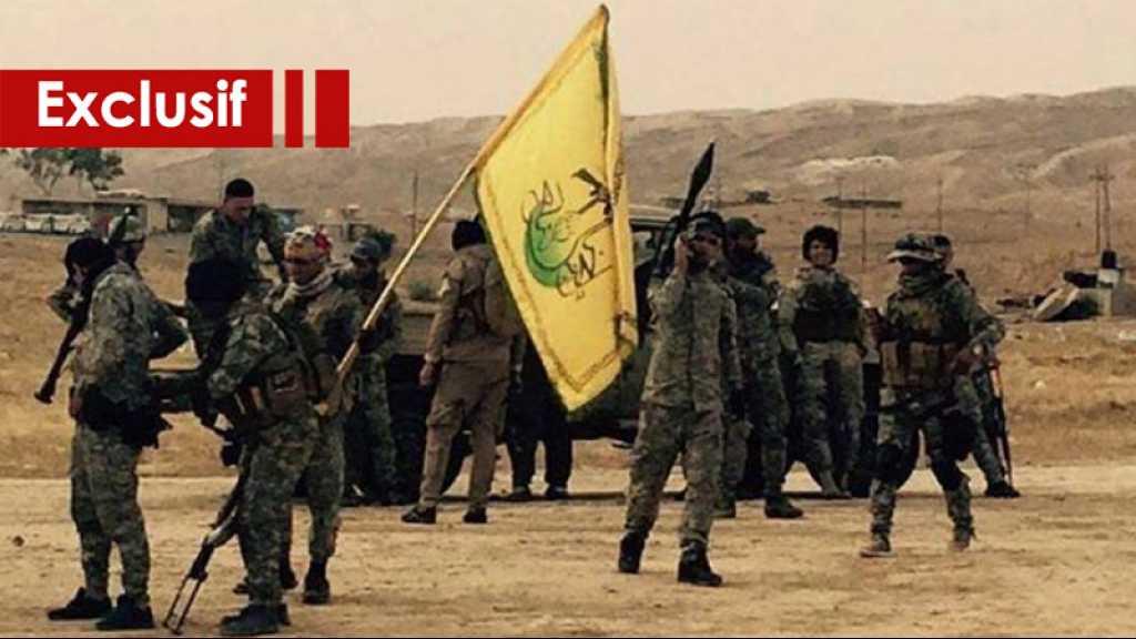 Le porte-parole d'al-Nujaba à AlAhed: Nous nous dirigeons vers un front unifié pour chasser les USA de la région