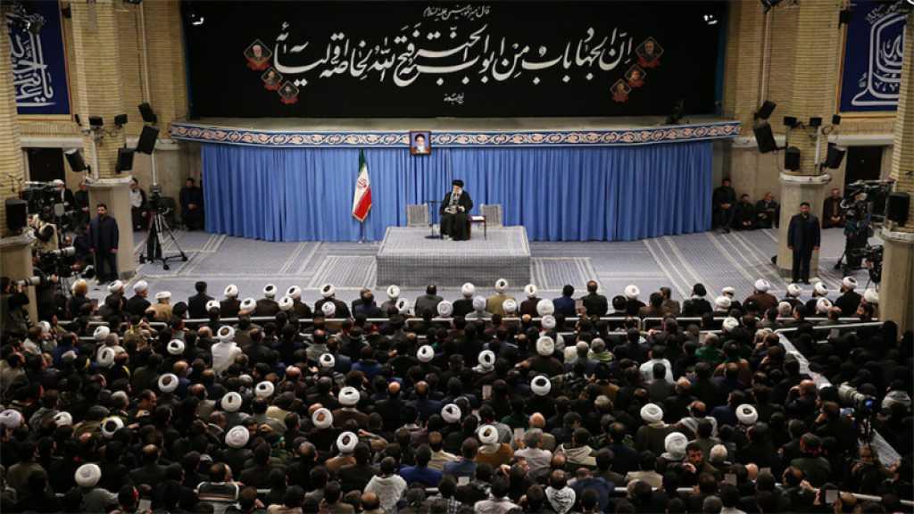Sayed Khamenei: La frappe contre la base US «n'est qu'une gifle. La riposte viendra»