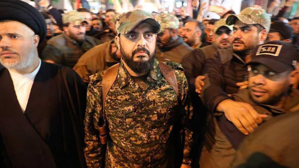 La résistance irakienne promet une riposte à la hauteur de celle iranienne