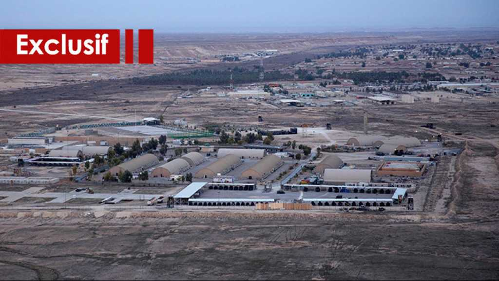 Quelle est l'importance de la base américaine Ain Al-Asad?