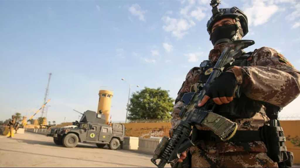 Deux roquettes s'abattent sur la Zone verte de Bagdad