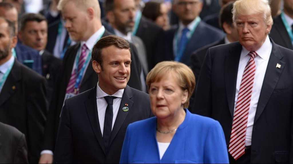 Nucléaire iranien: l'UE défend l'accord, malgré l'appel de Trump à le quitter