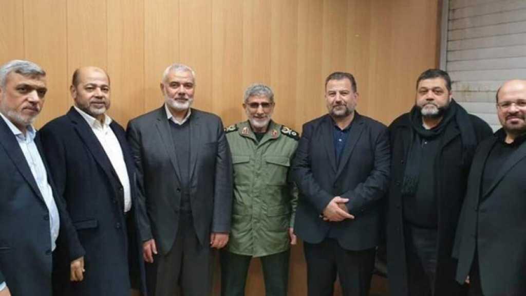 Un nouveau Moyen-Orient «Made in Iran» est sur le point de naître
