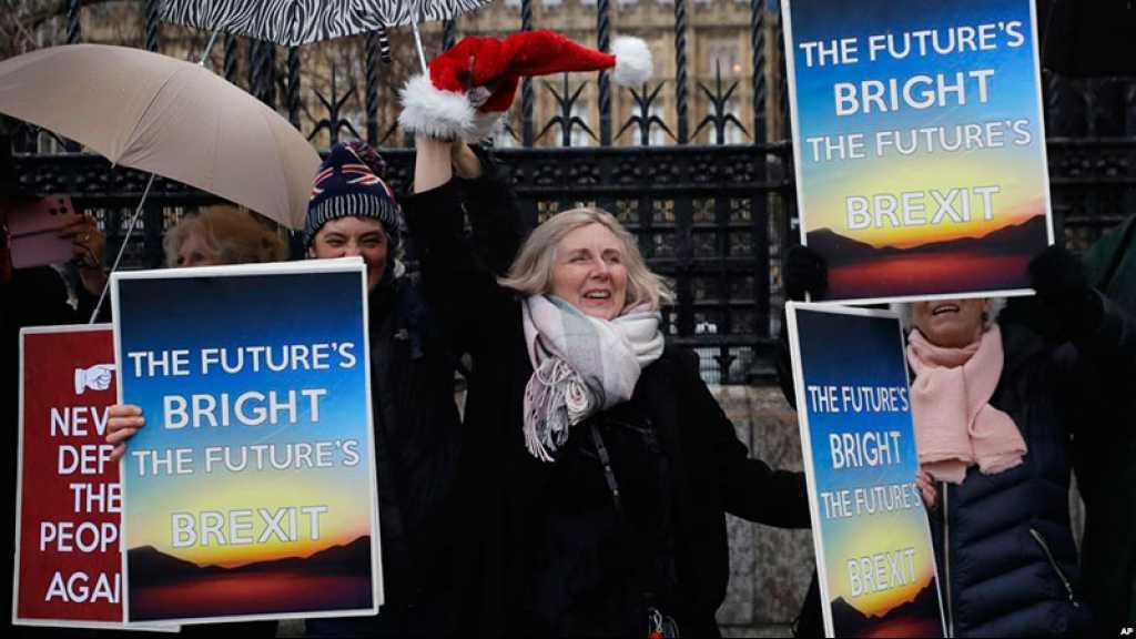 Brexit: les députés britanniques donnent leur feu vert au grand saut