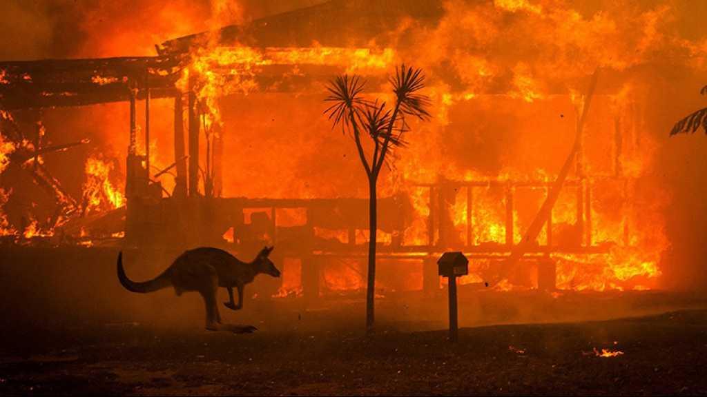 Incendies en Australie: une nouvelle vague de chaleur redoutée