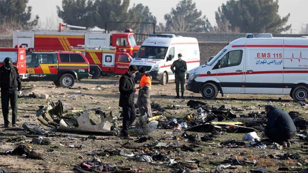 Le Boeing ukrainien «n'a pas été touché par un missile», assure l'Aviation civile iranienne
