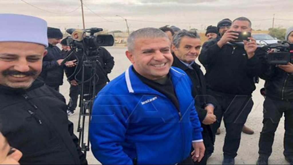 Le doyen des détenus syriens dans les prisons israéliennes libéré