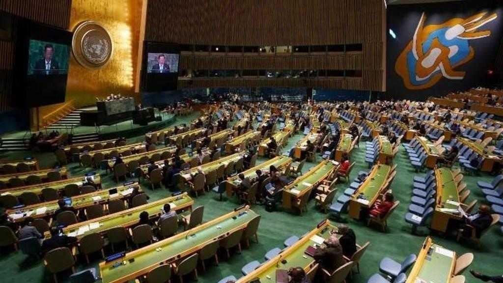 Le Liban «regrette» la suspension de son droit de vote à l'ONU (ministère)