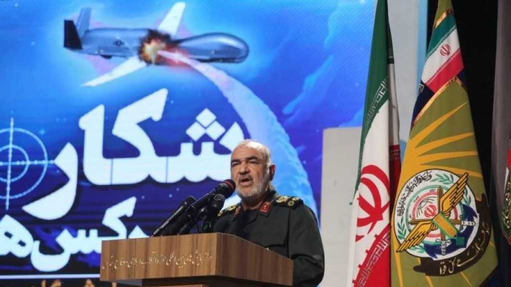 Salami: L'Iran n'a pas cherché à tuer des soldats dans les frappes contre des cibles US en Irak