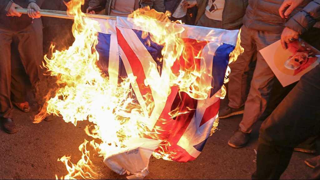Téhéran met en garde Londres contre toute «provocation»
