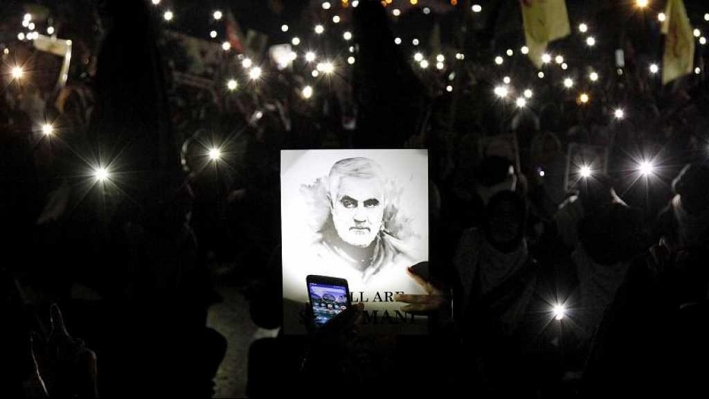 Une «gifle» pour Berlin: un rapport du Bundestag doute de la légalité de l'attaque US contre Soleimani