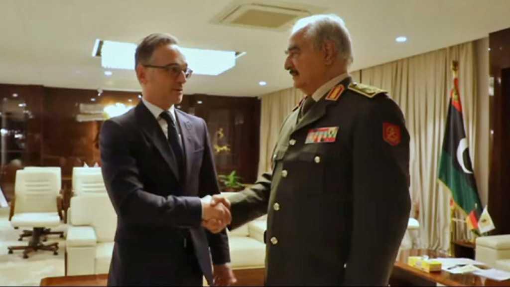 Libye: le Premier ministre ira à Berlin, son rival d'accord sur «le principe»