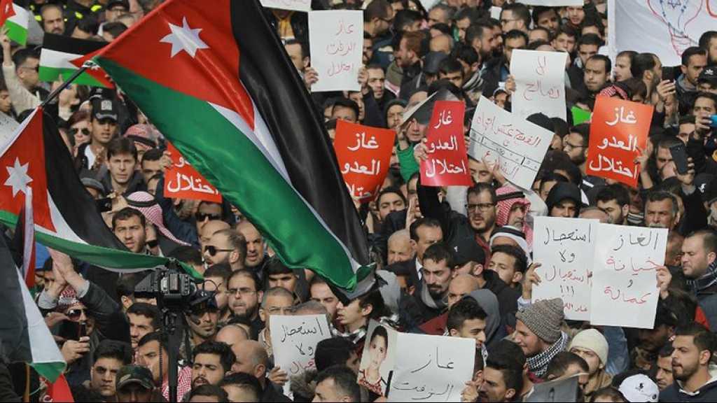 Jordanie: motion parlementaire pour interdire l'importation de «gaz israélien»