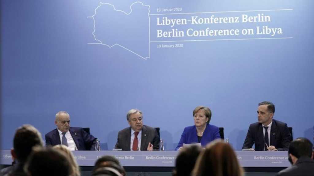 Sommet Libye: appel à un «cessez-le-feu permanent»