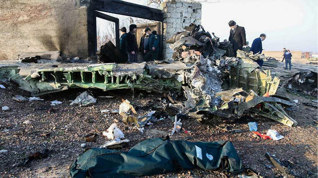 Iran: Deux missiles ont été tirés en direction du Boeing 737 ukrainien