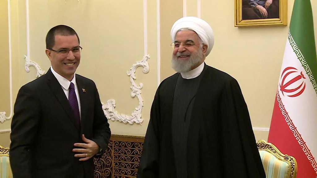 Rohani: La résistance des nations fera regretter aux Etats-Unis leurs complots