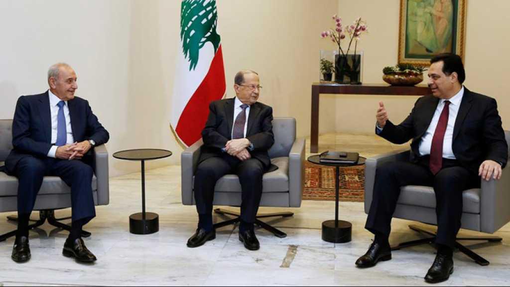 Le Liban se dote d'un nouveau gouvernement