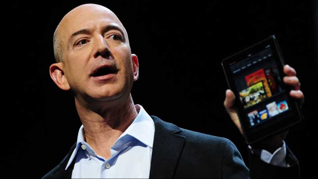 MBS soupçonné d'avoir piraté le smartphone de Jeff Bezos, le PDG d'Amazon