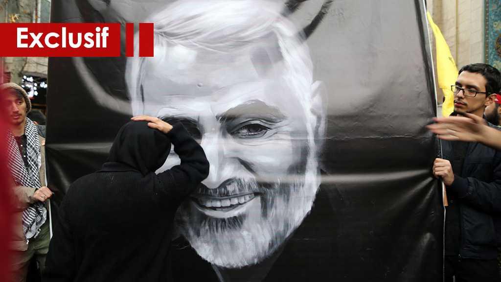 Le conseiller culturel iranien au Liban: Soleimani, désormais le phare qui illumine la voie de tous